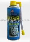 Tire Sealer & Inflator Foam
