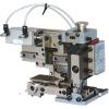 pneumatic wire harness applicator