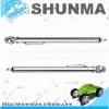 Straight head tire gauge, pencil type tire gauge, 10-100psi, SMT1162