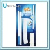 New Leader Telescopic Aluminum Handle Window Cleaner Set