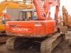 crawler excavator hitachi EX200LC