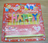 Fantastic 10pcs Birthday party candle