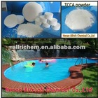 TCCA 90 / Chlorine tablet for swimming pool water treatment