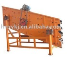 strong YK series circular vibrating screen for ore