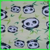 waterproof breathable printed PUL fabric for cloth diaper nappy