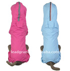 pet rainwear dog raincoat