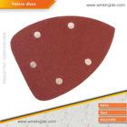 Mouse Shape Aluminum Oxide Velcro Small Size