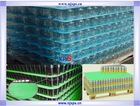 PP copolymer, corrugated plastic sheet