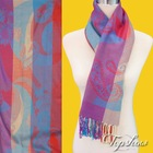 paisley patterned pashmina scarves wholesale