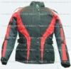 man's motorbike coat