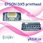 100% original new print head dx5 for eco solvent printer, printhead DX5