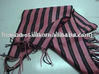 female Silk Scarf17 with fringes