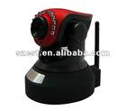 bottom price H.264 wireless ip netwok camera indoor pt camera