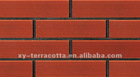 red terracotta tile for exterior wall