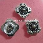 button rivet/decorative rivet/jeans rivet/crystal rivet/clothing rivet