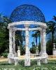stone garden gazebo