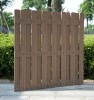 OUTDOOR WOOD COMPOSITE FENCING