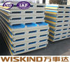 thermal insulation polyurethane foam sandwich roof panel