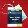 Debossed paper garment tag