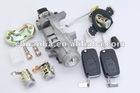 ignition switch lock set for MAZDA