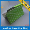 leather case for Ipad2