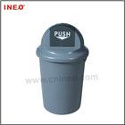 Circular Garbage Can