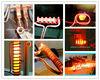 energy saving metal through hot forging machine