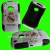 Silicone case for Blackberry 8520