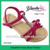 hot sale lovely & fashion child sandal in 2012