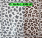 High density leather for shoes