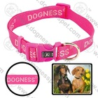 "Eco-friendly dog collar 1""*16-26"""