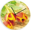 Tempered Glass Clock