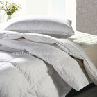 White goose down comforter&quilt,king size