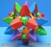 Plastic magic ball toy