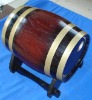 wooden cask for 5 liters