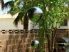 China polished stainless steel hollow ball ( SGS approved )