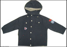 Children's Fashion Polyester Sherpa Coat Jacket Hf1004