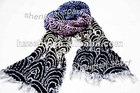 new style autumn winter scarves with charms