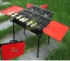 Adjustable Height, Easily Assembled BBQ grill