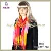 Hot sale women's slubby yarn multifunctional scarf charms