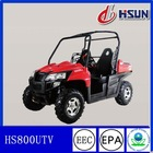 EEC and EPA approved quad bike HS800CC UTV