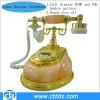 Hottest sell Yellow Jade Antique Telephone