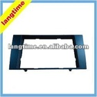 car refitting dvd frame/dvd panel/audio frame for 00-04 Audio A4,2DIN