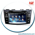 DH-6731F 7 inch Touch Screen 2Din Car dvd player with GPS Nevigation for WVGA suzuki swift Car Built in Bluetooth/IPOD/FM/AM
