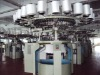 long pile plush circular knitting machine