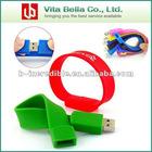 bracelet usb driver/bracelet usb drives disk/bracelet usb