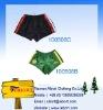 cut and sew shorts (100518B)