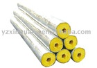 Insulation Glass Wool Pipe Glass tube pipes