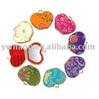 fashion apple trinket box mini jewelry box ring box jewelry case