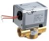 Fan coil motorized valve